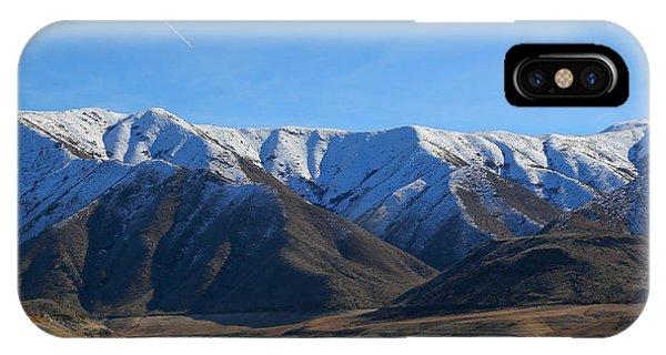 Scenic Idaho IPhone Case