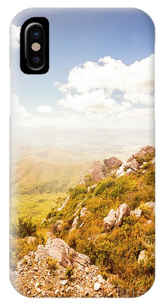 Rocky Mountain iPhone Case - Scenic Mountain Peak by Jorgo Photography - Wall Art Gallery