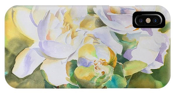 Scent Of Gardenias  IPhone Case
