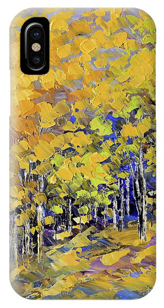 Scented Woods IPhone Case