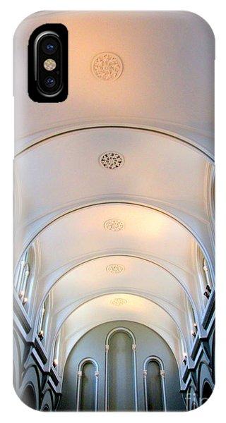 Schermer Hall IPhone Case