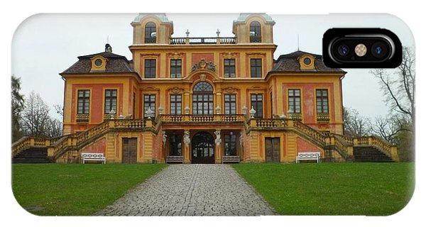 Schloss Favorite, Ludwigsburg, Stuttgart, Germany IPhone Case