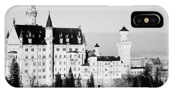 Schloss Neuschwanstein  IPhone Case