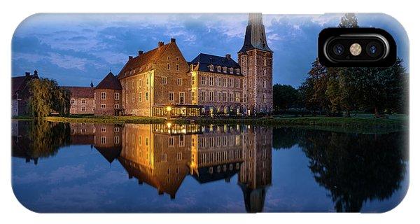 Schloss Raesfeld IPhone Case