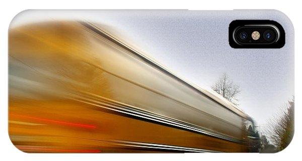 School Bus IPhone Case