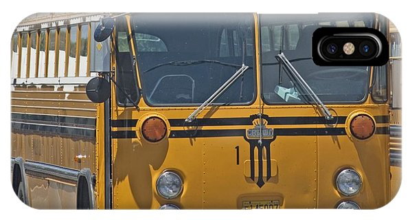 School Bus IPhone Case