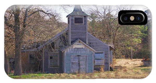 Schoolhouse#3 IPhone Case