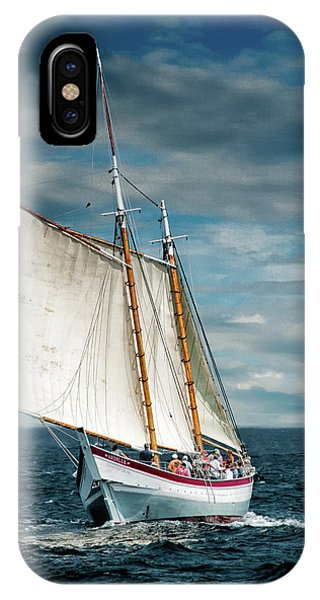 Schooner Ardelle IPhone Case
