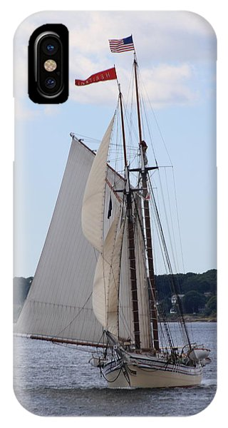 Schooner Heritage IPhone Case
