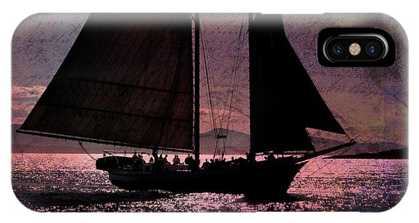 Schooner Mercantile IPhone Case