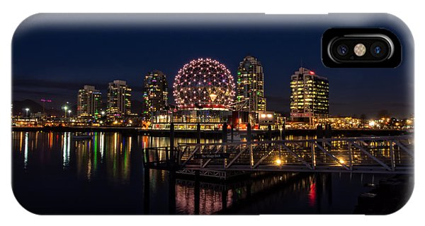 Science World Nocturnal IPhone Case