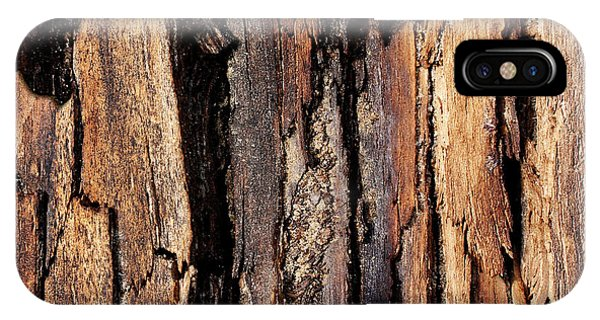 Scorched Timber IPhone Case