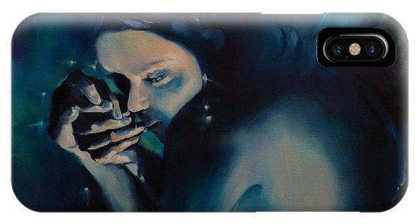 Astral iPhone Case - Scorpio by Dorina  Costras