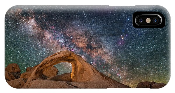 Scorpius And Its Arch IPhone Case