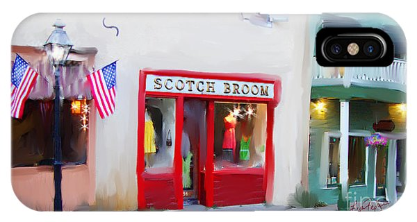 Scotch Broom IPhone Case