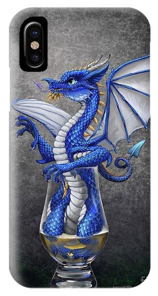 Scotch Dragon IPhone Case