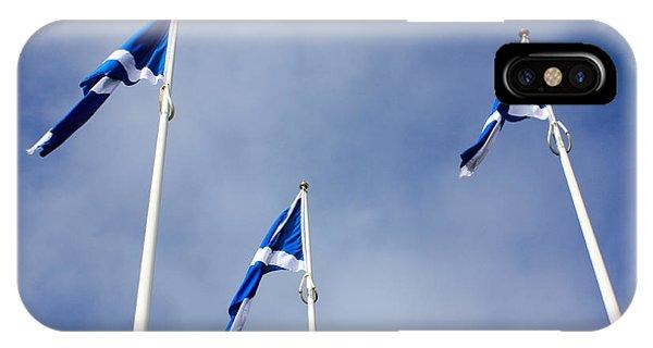 Scotland iPhone Case - Scotland by Smart Aviation