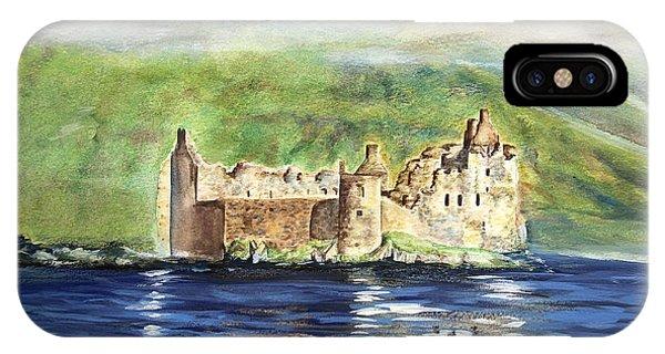 Scottish Castle IPhone Case