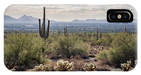 Scottsdale Arizona IPhone Case
