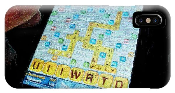 Scrabble IPhone Case