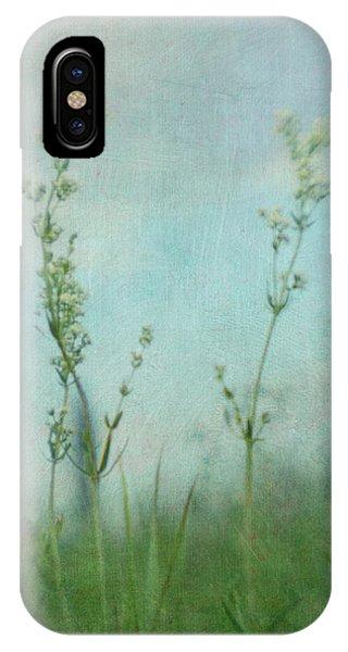 Summer Meadow Poem 3 IPhone Case