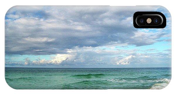 Sea And Sky - Florida IPhone Case