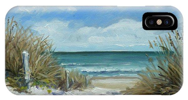 Sea Beach 11 - Baltic IPhone Case