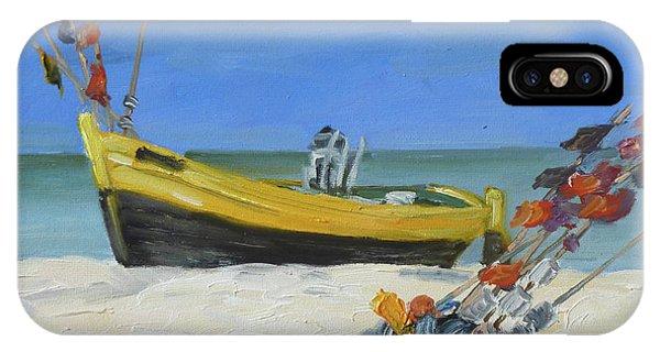 Sea Beach 4 - Baltic IPhone Case