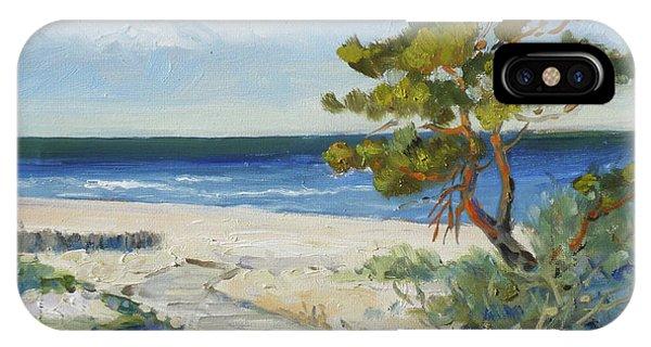 Sea Beach 6 - Baltic IPhone Case