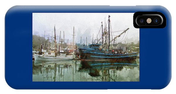 Sea Breeze And Lady Law IPhone Case
