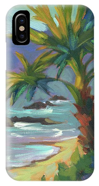 Ocean Breeze iPhone Case - Sea Breeze by Diane McClary