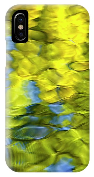 Sea Breeze Mosaic Abstract IPhone Case