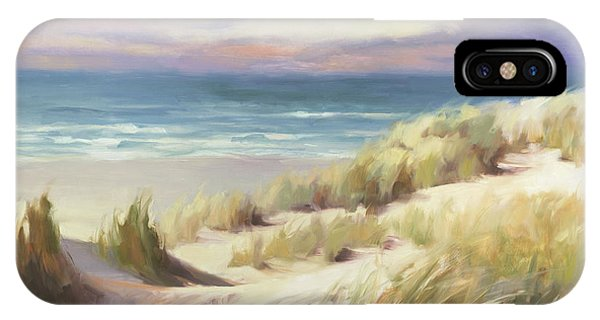 Sunny iPhone Case - Sea Breeze by Steve Henderson
