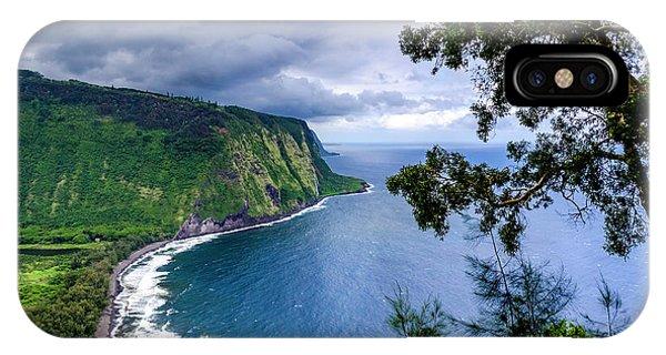 Sea Cliffs IPhone Case
