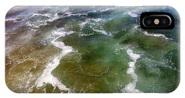 Sea Foam 1 IPhone Case