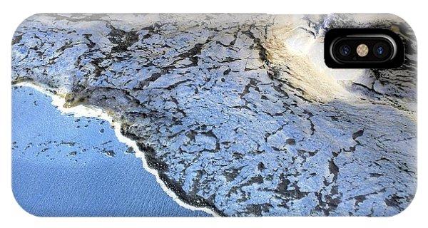 Sea Foam Shoreline IPhone Case