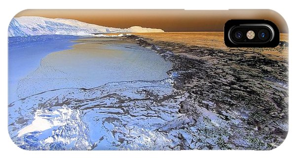Sea Foam World IPhone Case