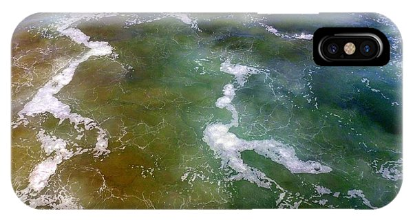 Sea Foam 2 IPhone Case