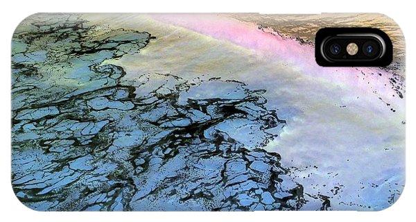 Sea Foam Pink IPhone Case