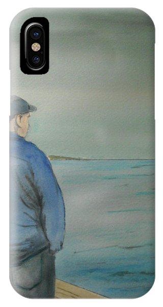 Sea Gaze IPhone Case