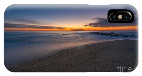 Sea Girt Sunrise New Jersey  IPhone Case