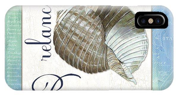 Sea Life iPhone Case - Sea Glass 4 by Debbie DeWitt