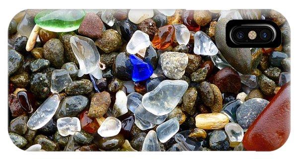Sea Glass Beauty IPhone Case