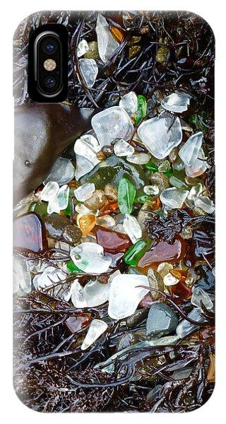 Sea Glass Nest IPhone Case