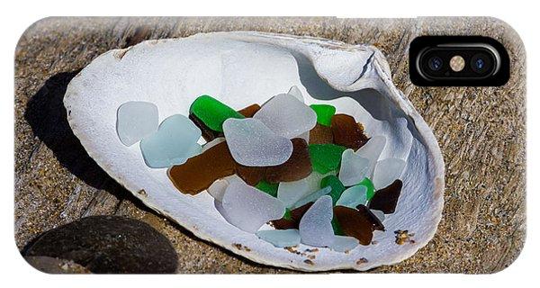 Sea Glass Treasure  IPhone Case