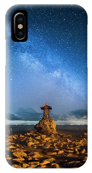 Sea Goddess Statue, Bali IPhone Case