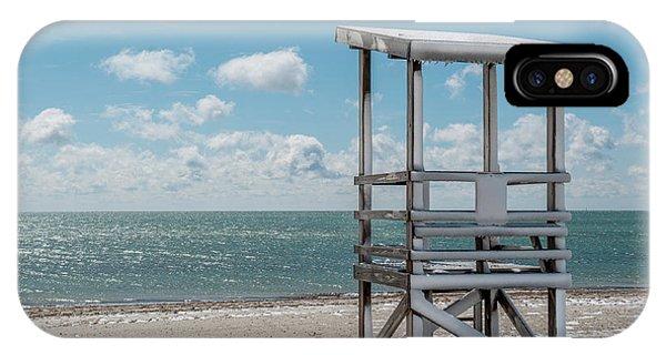 Sea Gull Beach #2 IPhone Case