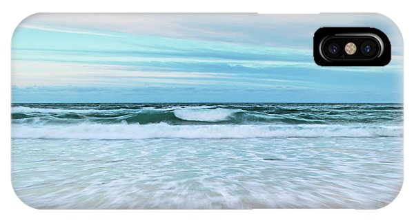 Tidal iPhone Case - Sea Is Calling by Az Jackson