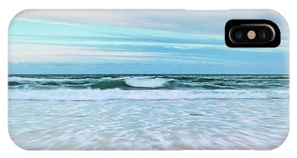 Tidal iPhone Case - Sea Is Calling by Az Jackson