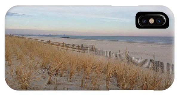 Sea Isle City, N J, Beach IPhone Case